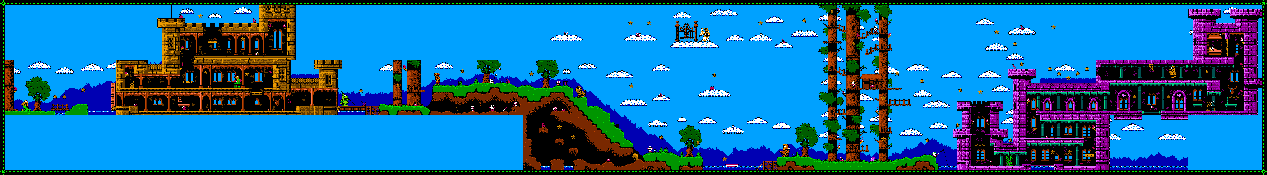 Game Map (NES)