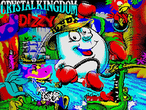 Crystal Kingdom Dizzy (2017 Remake)