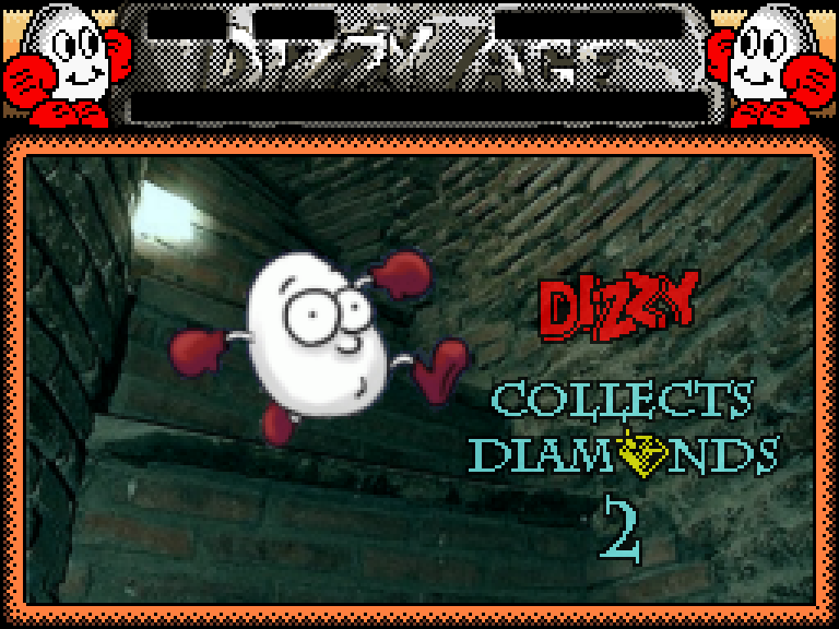 Dizzy Collects Diamonds 2