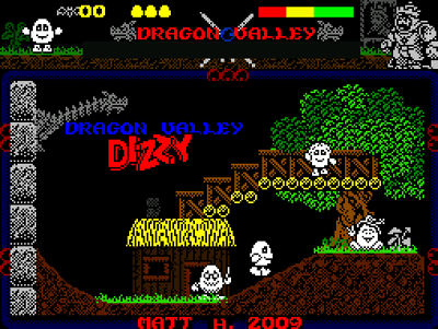 Dragon Valley Dizzy