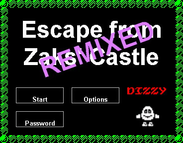 Escape from Zaks' Dungeon Remix