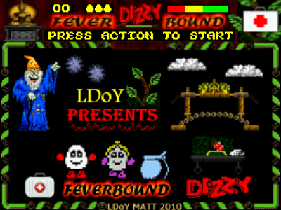 Feverbound Dizzy