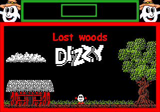 Lost Woods Dizzy (Original)