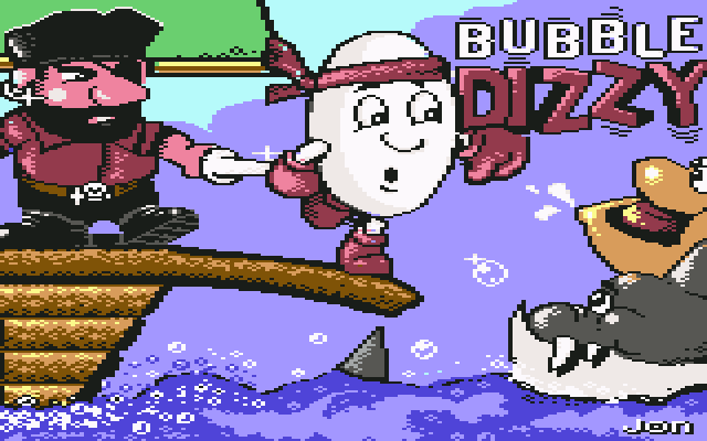Bubble Dizzy