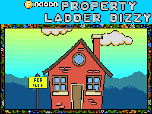 Property Ladder Dizzy