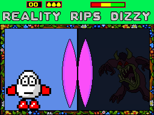 Reality Rips Dizzy
