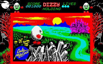 Dizzy - The Ultimate Cartoon Adventure (DizzyAGE Remake)